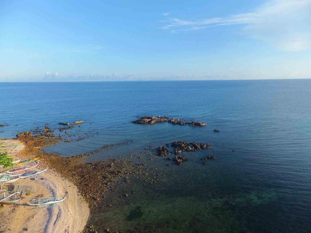ギガンテス島の灯台からの景色の写真