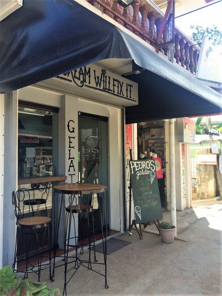 Pedro's Gelato(ペドロズジェラート)の店