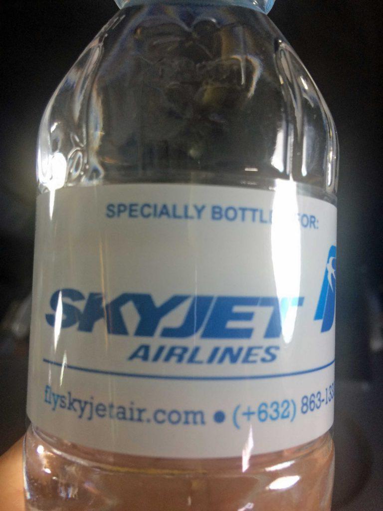 SkyJet(スカイジェット)ミネラルウォーター