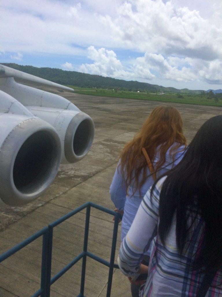 ブスアンガ空港