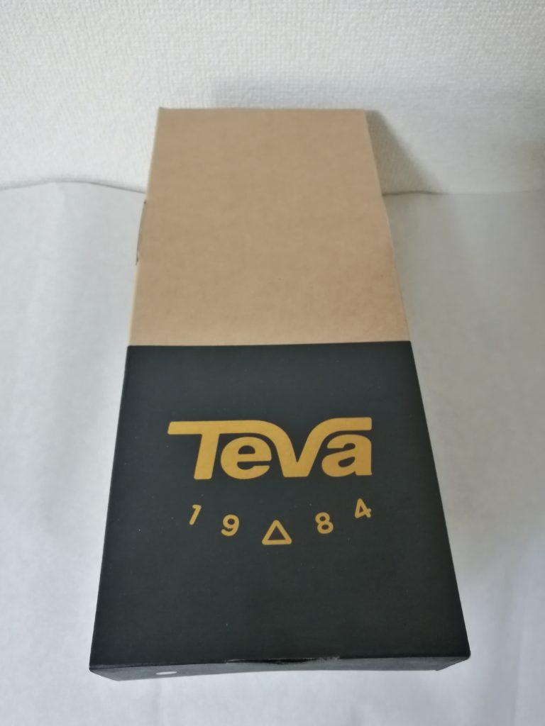 テバのハリケーンの箱
