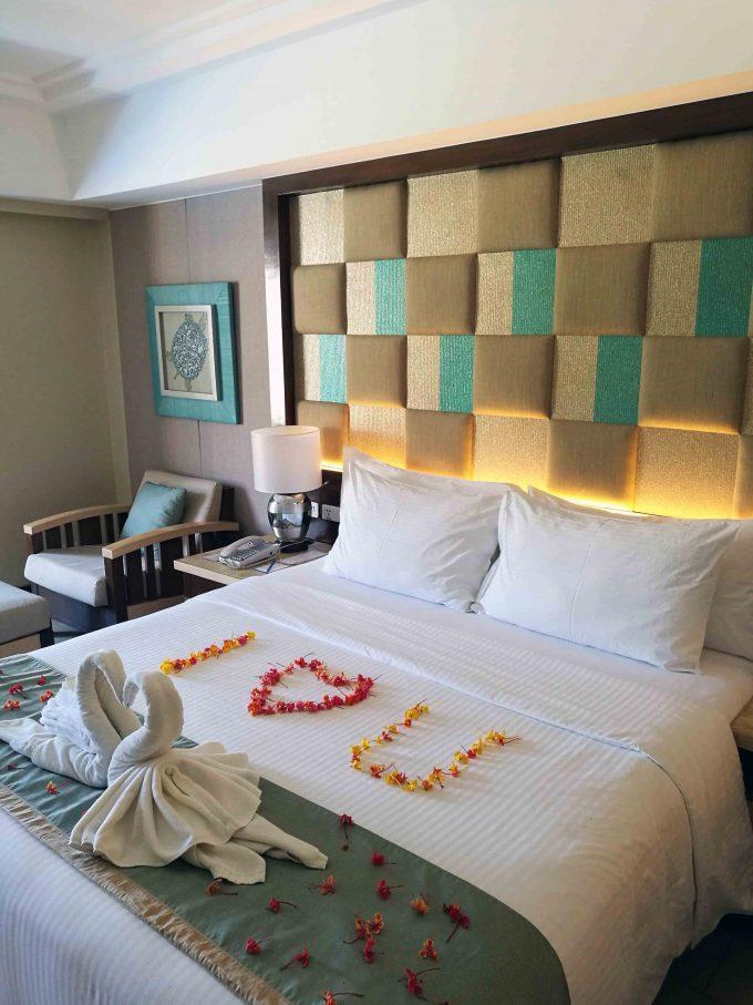 ヘナンリゾートの部屋の写真