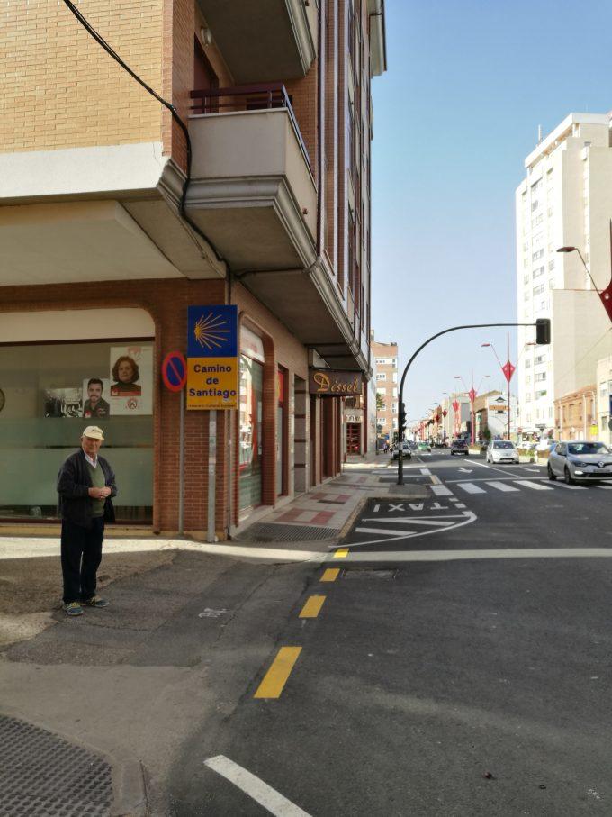 カミーノ・デ・サンティアーゴの道の写真