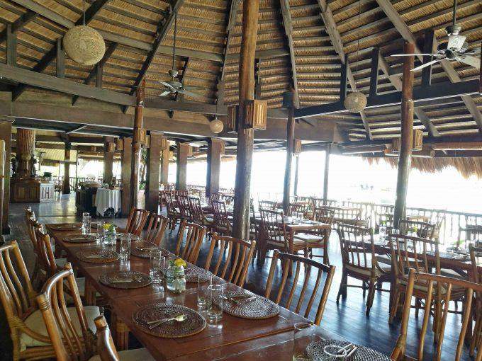 ミニロックリゾートのレストランの写真