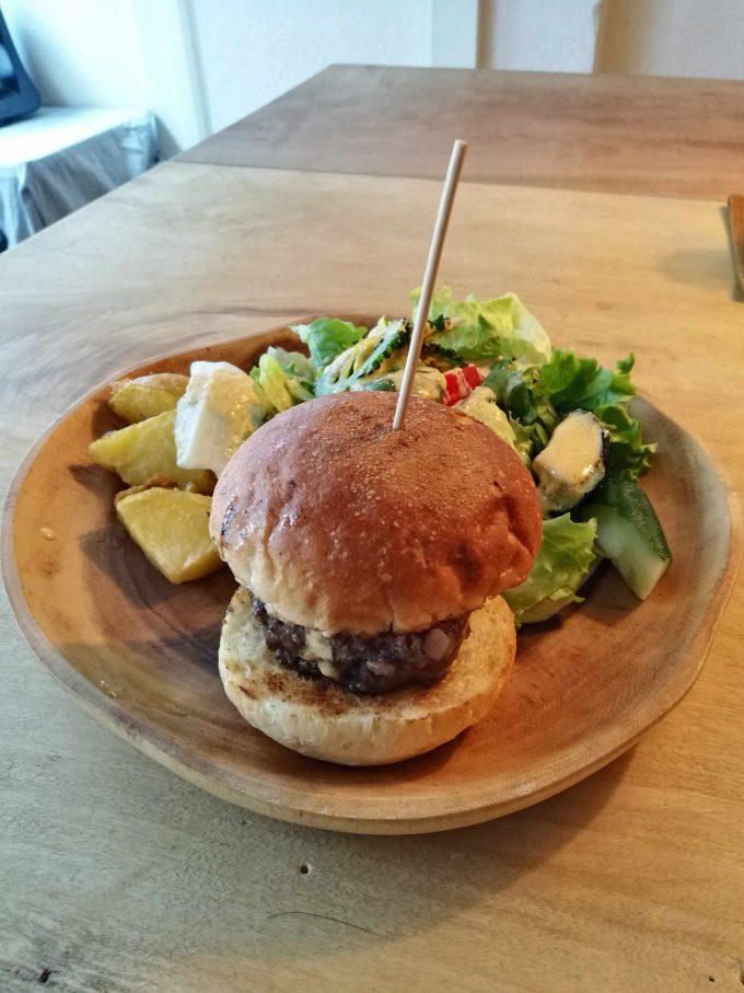 江古田のハンバーガーさとうの写真