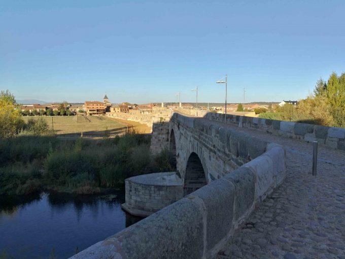 ホスピタル・デ・オレイロの橋の写真