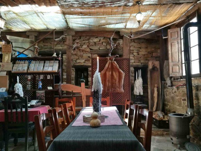 ラ・タベルナ・デ・ガイアの店内の写真
