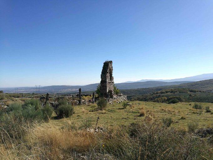 フォンセバドンの廃墟の写真