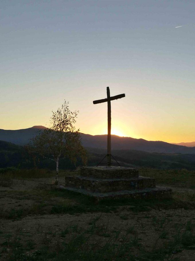 エル・アセボの夕日の写真