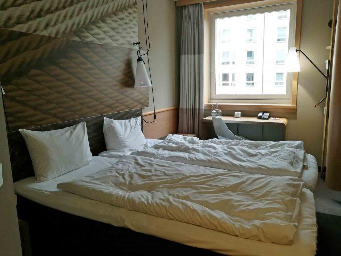 イビスミュンヘンシティホテルの部屋の写真