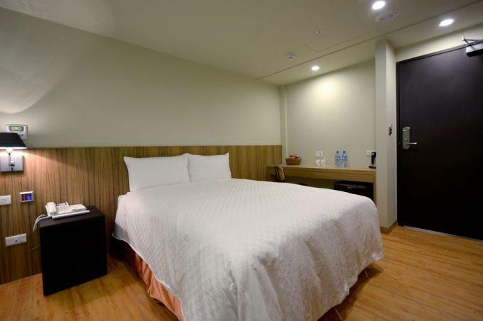 台北のスマイルインの部屋の写真