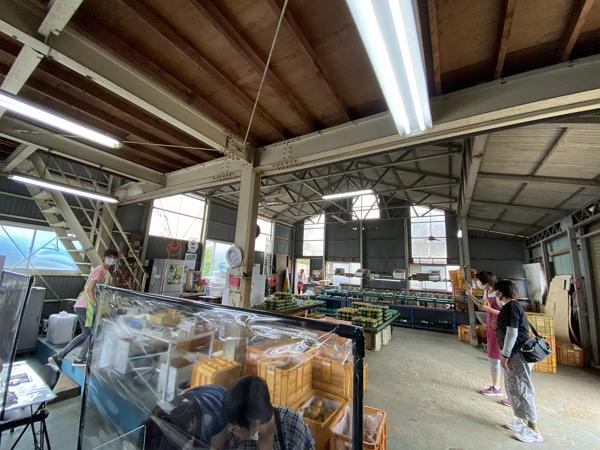 大庄園の直売所の写真